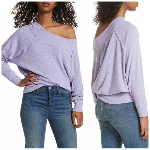 Free People Tops - Free People Palisades Off the Shoulder Top
